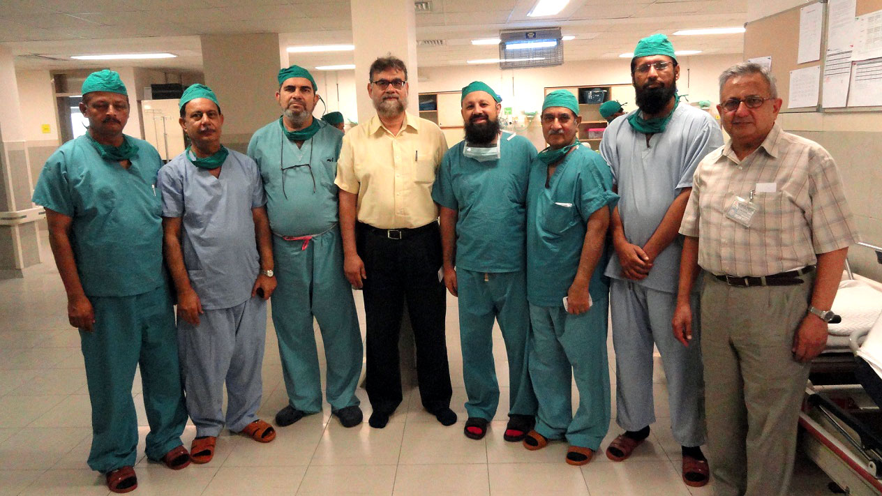 Indus Hospital Theatre Group